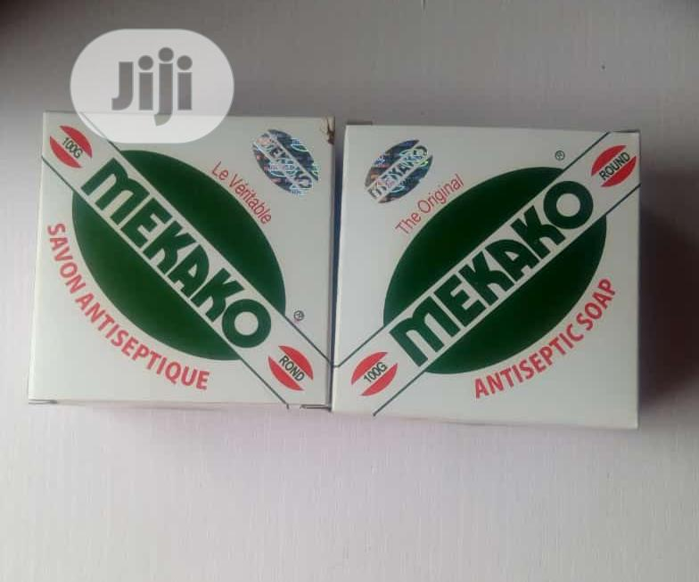Mekako Antiseptic Soap