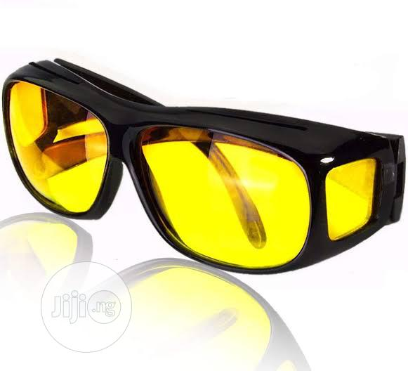 HD Night Vision Wrap Around Glasses Night Vision Driving Glasses