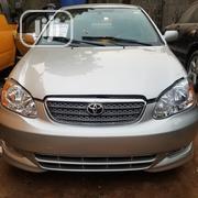 Toyota Corolla 2004 Sedan Silver | Cars for sale in Lagos State, Ikeja