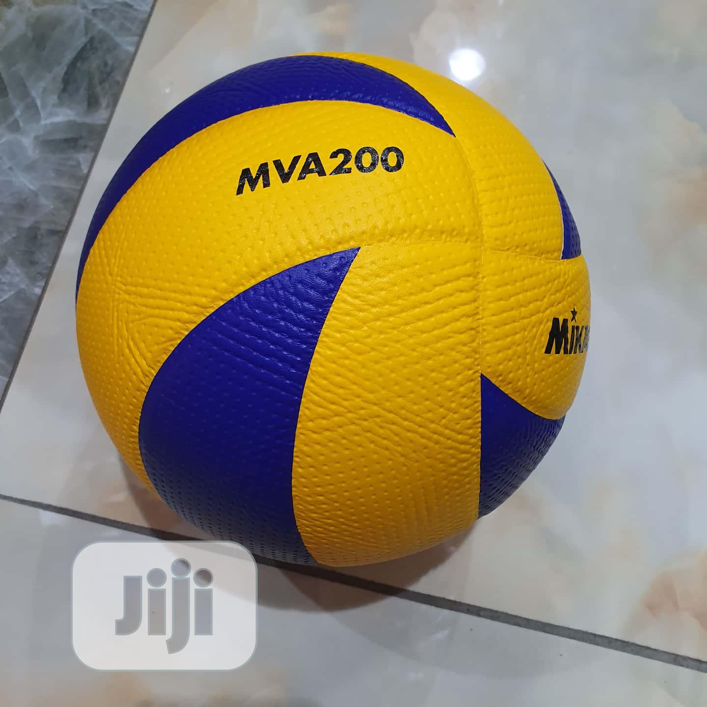 Mikasa 200 Volleyball | Sports Equipment for sale in Wuse 2, Abuja (FCT) State, Nigeria