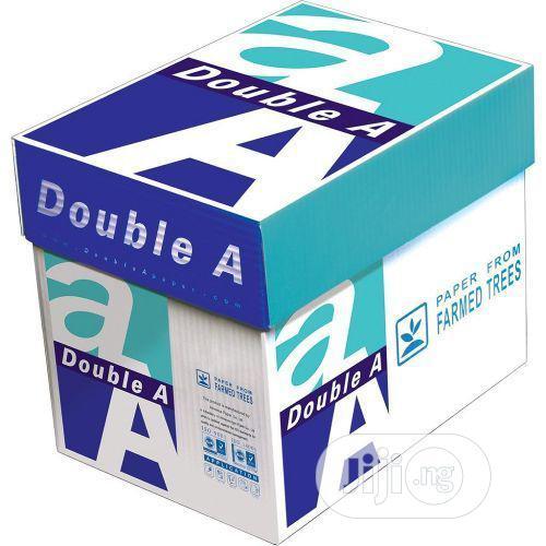 Double A Paper- 5 Reams Box