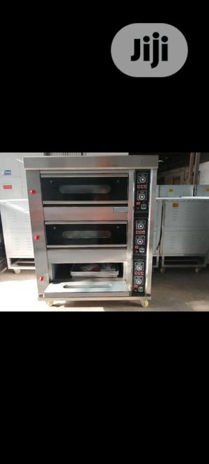 3deck Oven. 6trays Bakery Oven | Restaurant & Catering Equipment for sale in Lagos State, Maryland