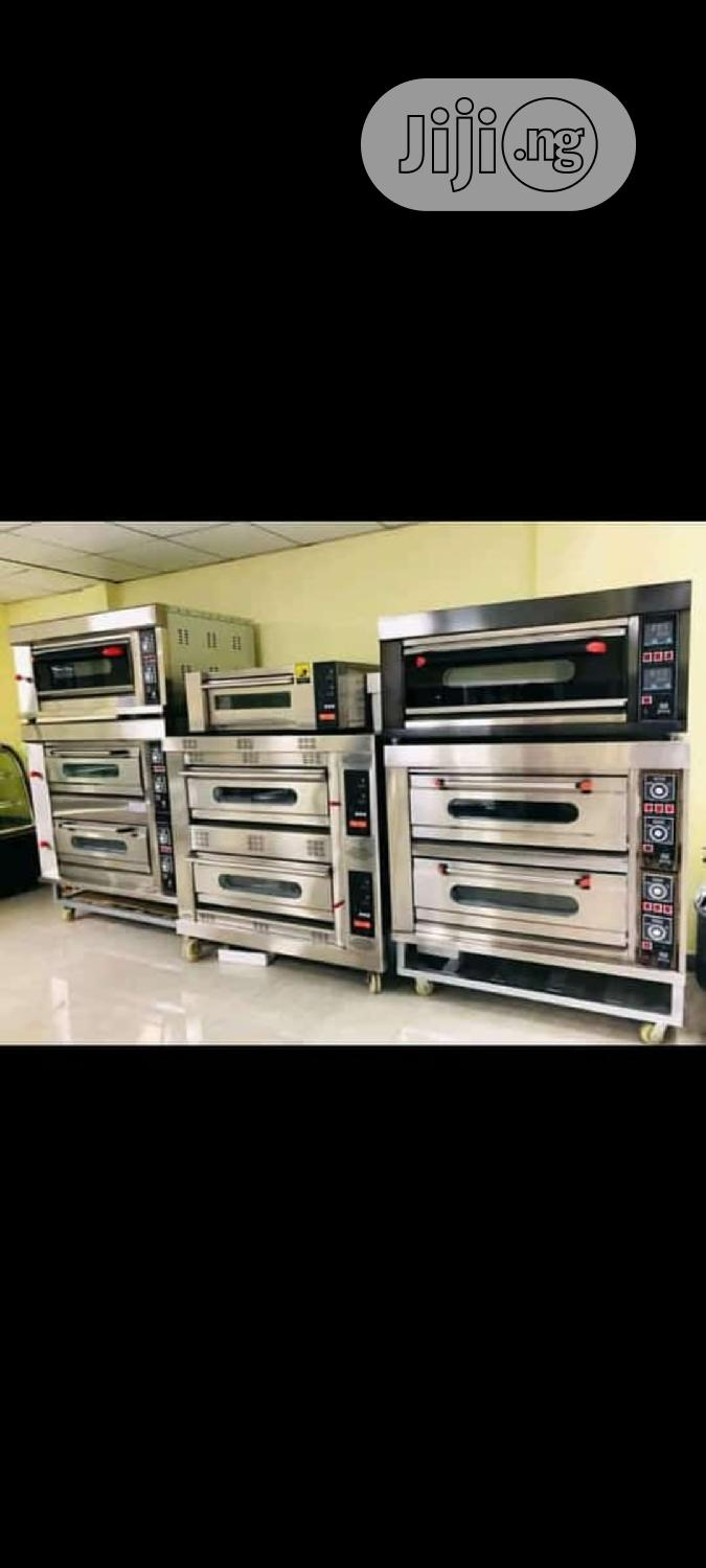 Full Bakery Equipments