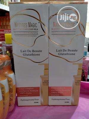 Natures Magic Maxitone Complexion Milk | Skin Care for sale in Lagos State, Amuwo-Odofin
