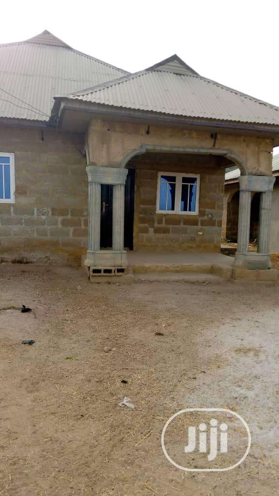 A Completed House for Sell