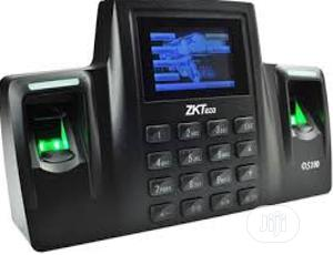 ZKT DS100 Dual Sensor Fingerprint Biomatric Attendance With Wifi | Safetywear & Equipment for sale in Lagos State, Ikeja