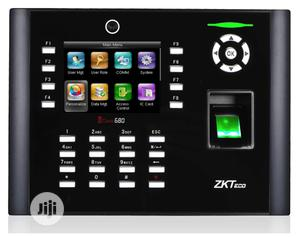 ZKT Iclock S880 Time Attendance System With GPS Wifi | Safetywear & Equipment for sale in Lagos State, Ikeja