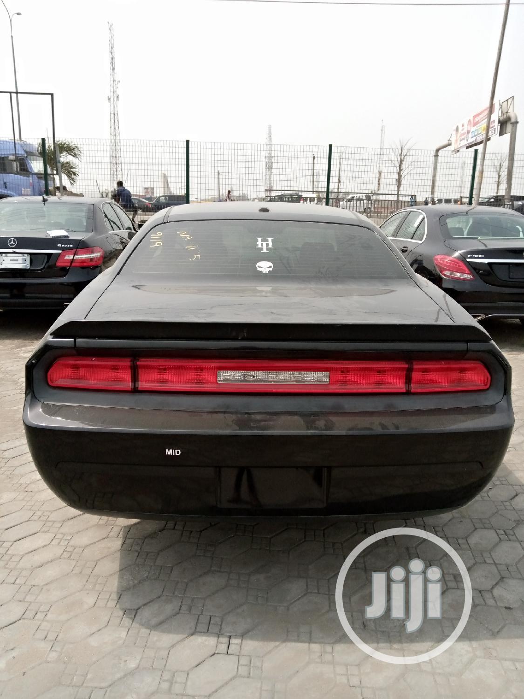 Dodge Challenger 2010 SE Black   Cars for sale in Ikoyi, Lagos State, Nigeria