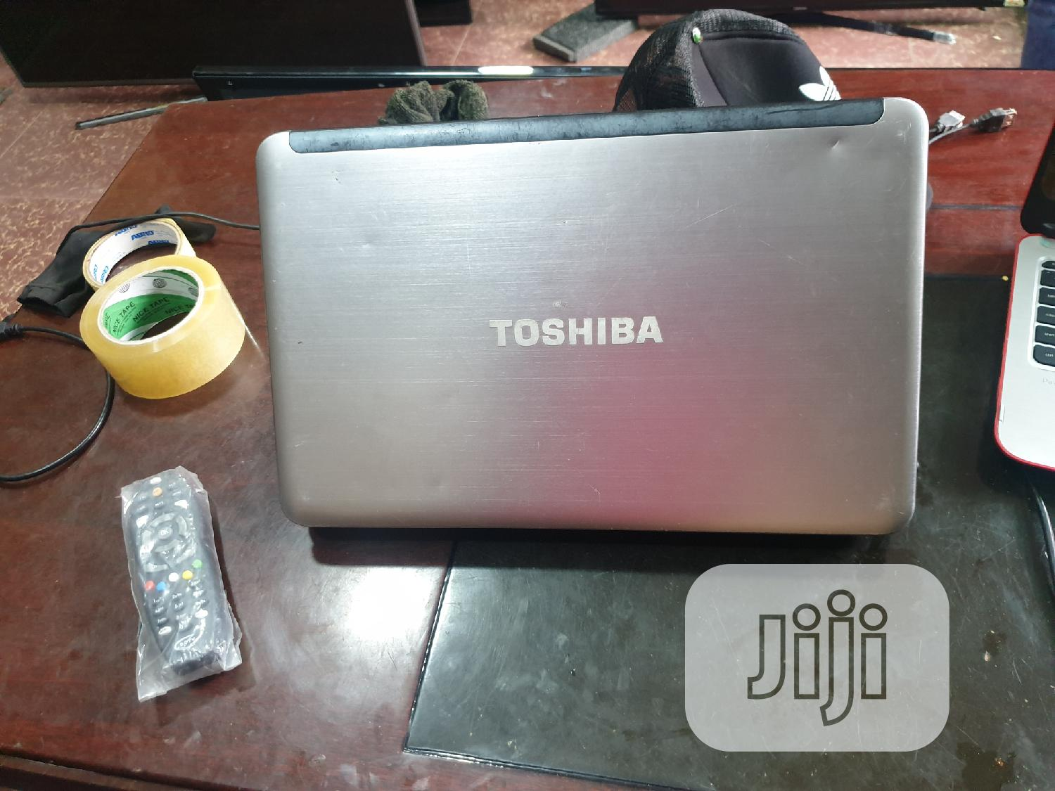 Laptop Toshiba Satellite L850 8GB Intel Core I7 HDD 1T | Laptops & Computers for sale in Ojo, Lagos State, Nigeria