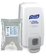 PURELL® Sanitizer Dispenser + Advanced Hand Sanitizer Gel (1000 Ml) | Home Accessories for sale in Lagos State, Ikoyi