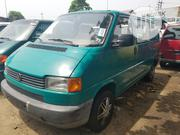 Delivering Volkswagen Transporter 2002 Green. | Buses & Microbuses for sale in Lagos State, Apapa