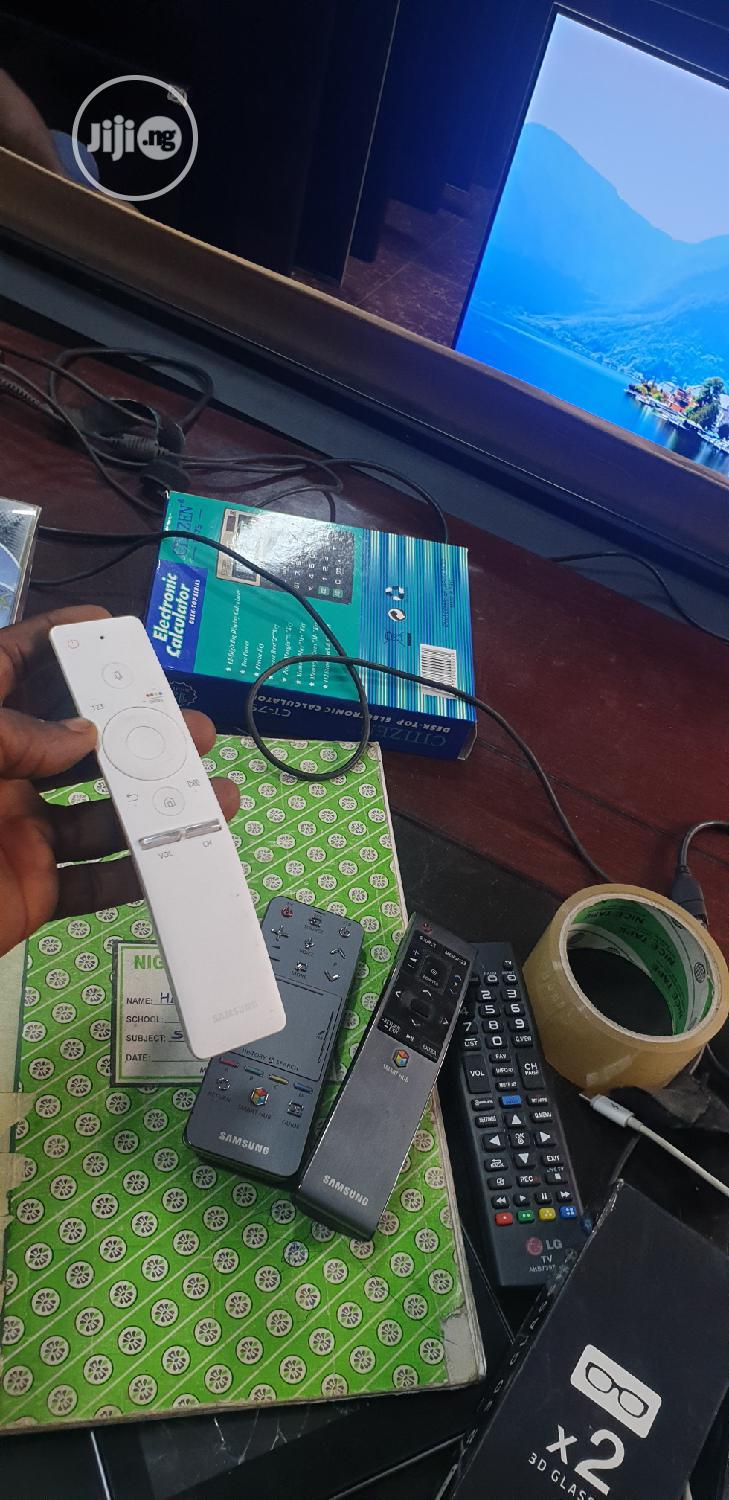 Mint Samsung Magic Remote With Voice Control   Accessories & Supplies for Electronics for sale in Ojo, Lagos State, Nigeria