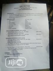 Forklift Operator | Logistics & Transportation CVs for sale in Enugu State, Awgu