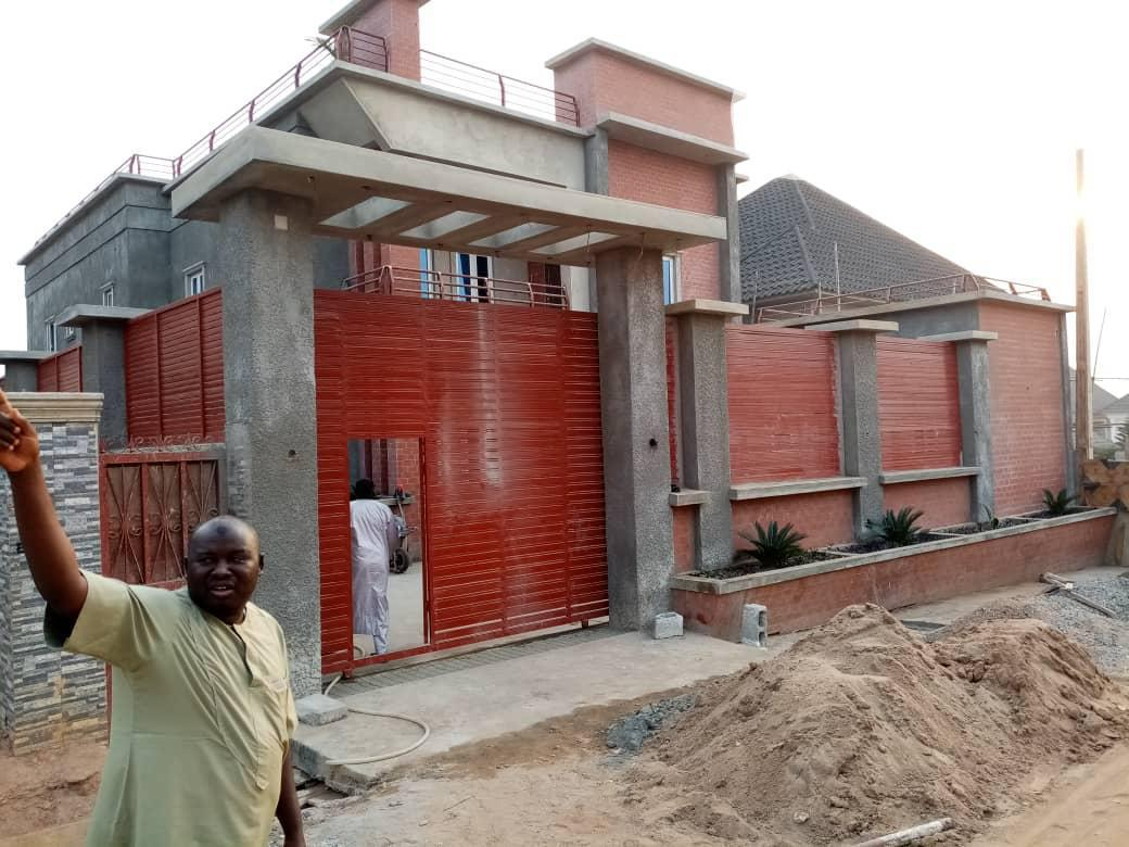 Five(5) Bedroom Detached Duplex In Apo Resettlement Area, Abuja