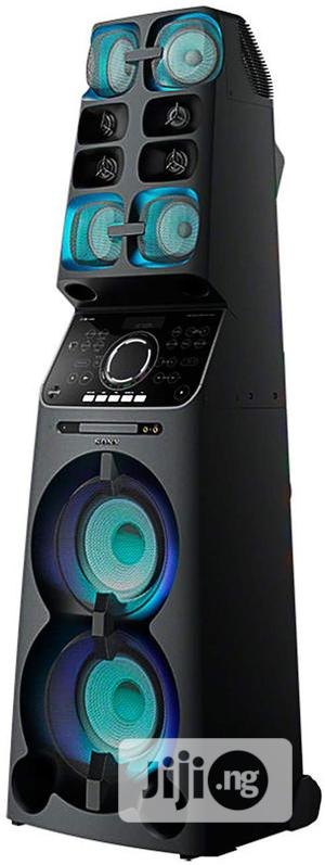 Sony Onebox MHC-V90DW All-In-One Music System With Lighting Effects | Audio & Music Equipment for sale in Lagos State, Ojo