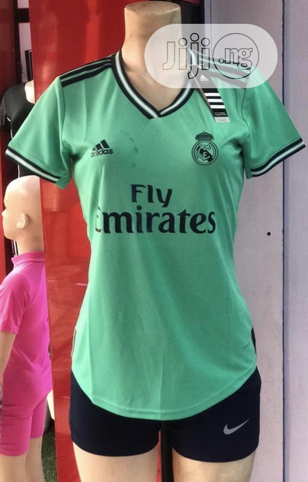 Female Arsenal Jersey