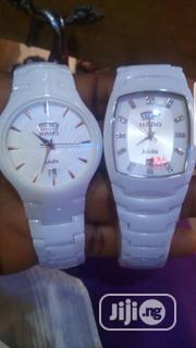 Rado Unisex White Ceramic Watch | Watches for sale in Lagos State, Victoria Island