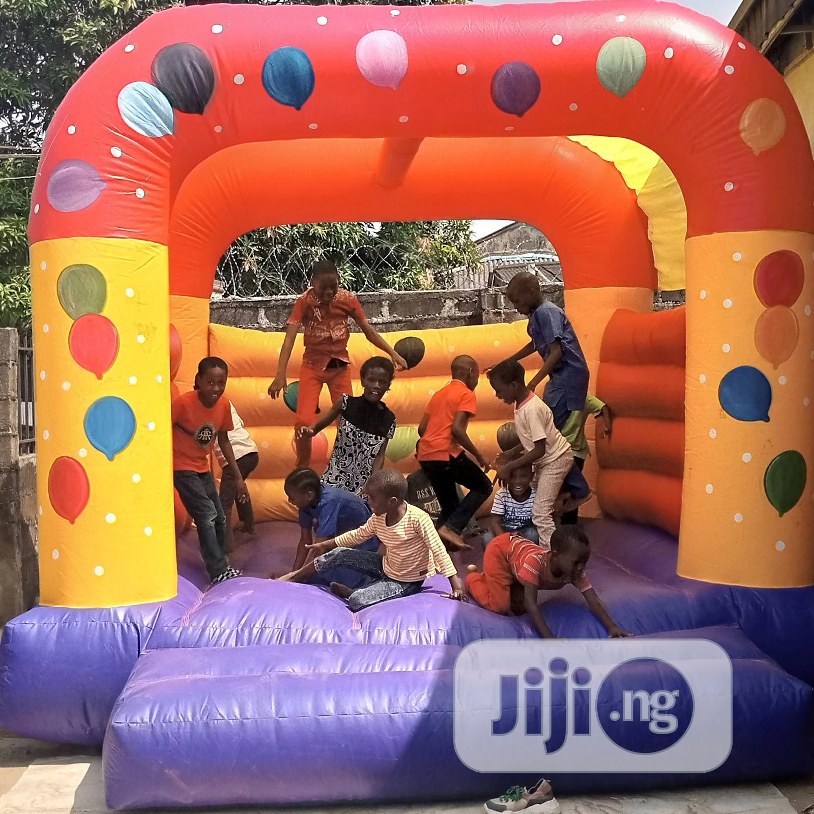 Archive: Children's Party And Event Services