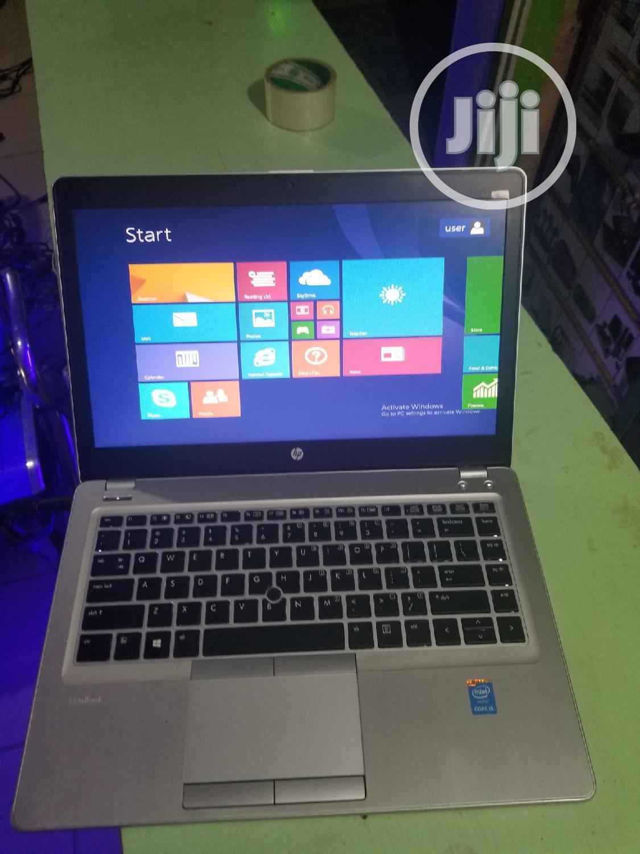 Laptop HP EliteBook Folio 9480M 4GB Intel Core i5 HDD 320GB   Laptops & Computers for sale in Kaduna / Kaduna State, Kaduna State, Nigeria