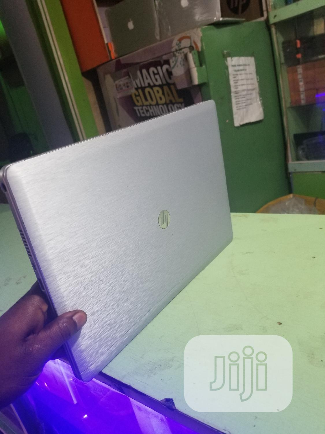 Laptop HP EliteBook Folio 9480M 4GB Intel Core i5 HDD 320GB | Laptops & Computers for sale in Wuse 2, Abuja (FCT) State, Nigeria