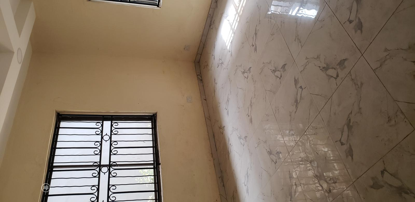 Archive: Well Renovated Miniflat Office Used At Omole Phase 1