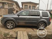 Honda Pilot 2009 Gray | Cars for sale in Lagos State, Yaba