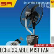 Rechargeable Solar Fan | Solar Energy for sale in Lagos State, Ojo
