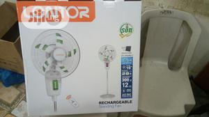 """Lontor Rechargeable Fan 16"""" Inches 