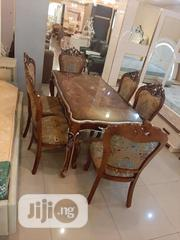 Royal Dinning Set by 6 Chairs | Furniture for sale in Lagos State, Lekki Phase 1