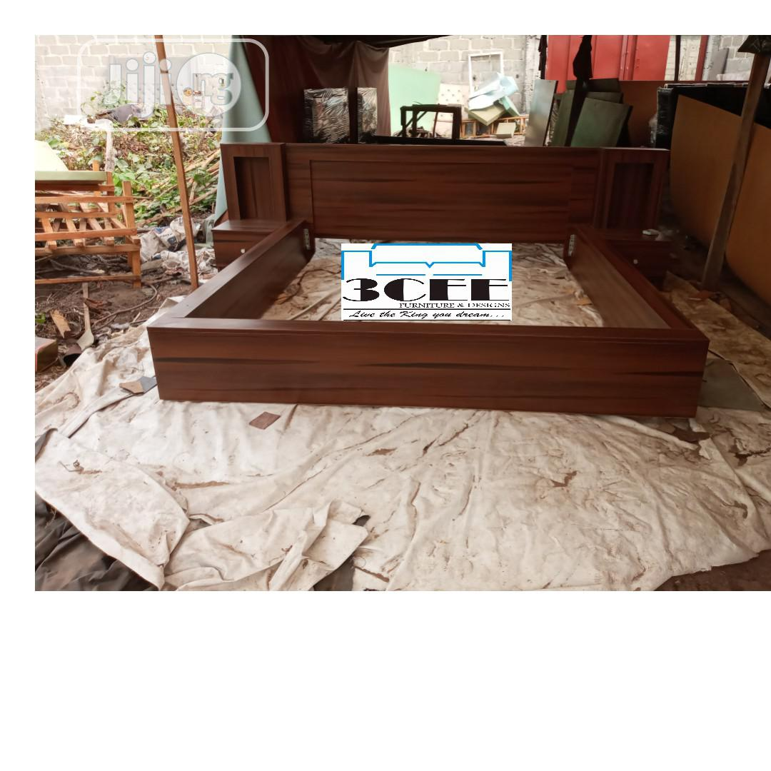 6 By 6 Bed Frame | Furniture for sale in Ajah, Lagos State, Nigeria