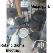 Roland Electric Drums   Musical Instruments & Gear for sale in Lagos State, Mushin