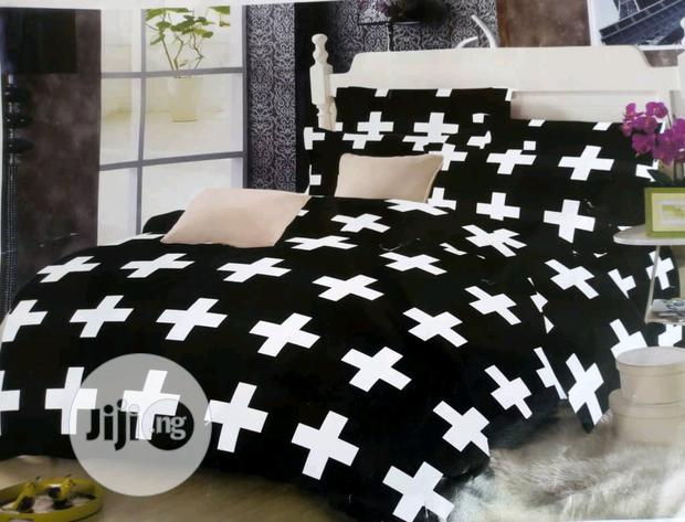 Pure Cotton Duve With Bedspread