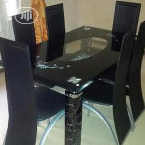 Executive Glass Top Dining Table(317) | Furniture for sale in Lagos State, Oshodi