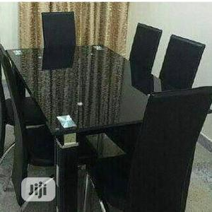 Executive Glass Top Dining Table(318) | Furniture for sale in Lagos State, Oshodi