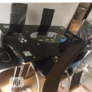 Top Class Glass Dining Table | Furniture for sale in Lagos State, Oshodi