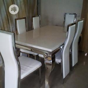 Top Class Marble Dining Table   Furniture for sale in Lagos State, Oshodi