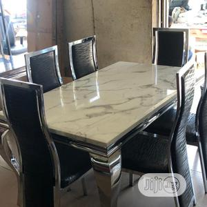 Brand New Marble Dining Table   Furniture for sale in Lagos State, Oshodi