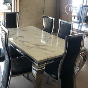 Ideal Marble Dining Table   Furniture for sale in Lagos State, Oshodi
