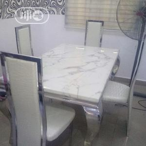 Original Marble Top Dining Table   Furniture for sale in Lagos State, Oshodi