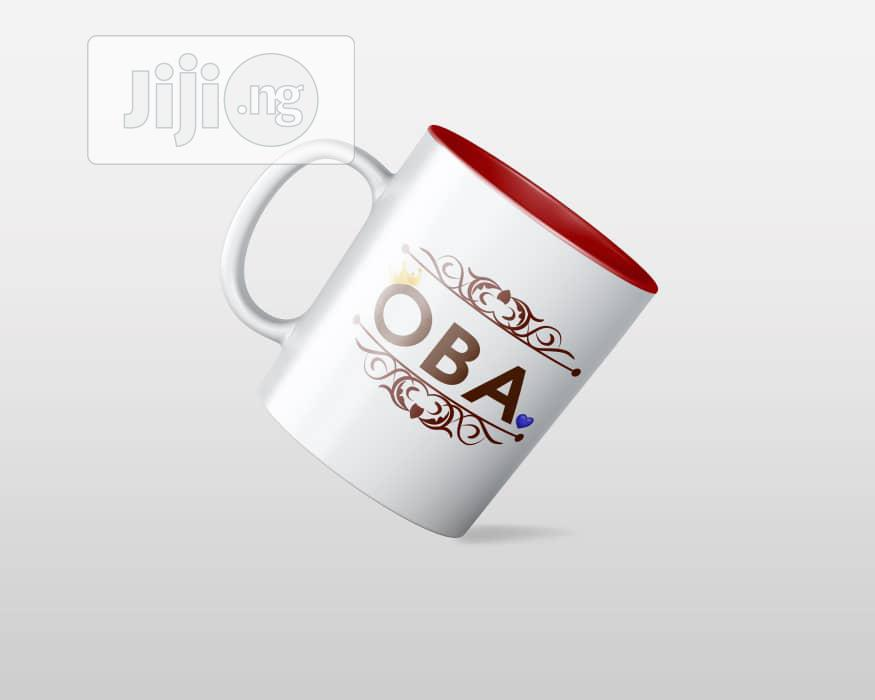Branded Mug | Printing Services for sale in Shomolu, Lagos State, Nigeria