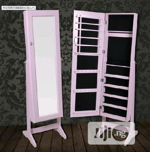 Mirror Cabinet and Jewelly Storage