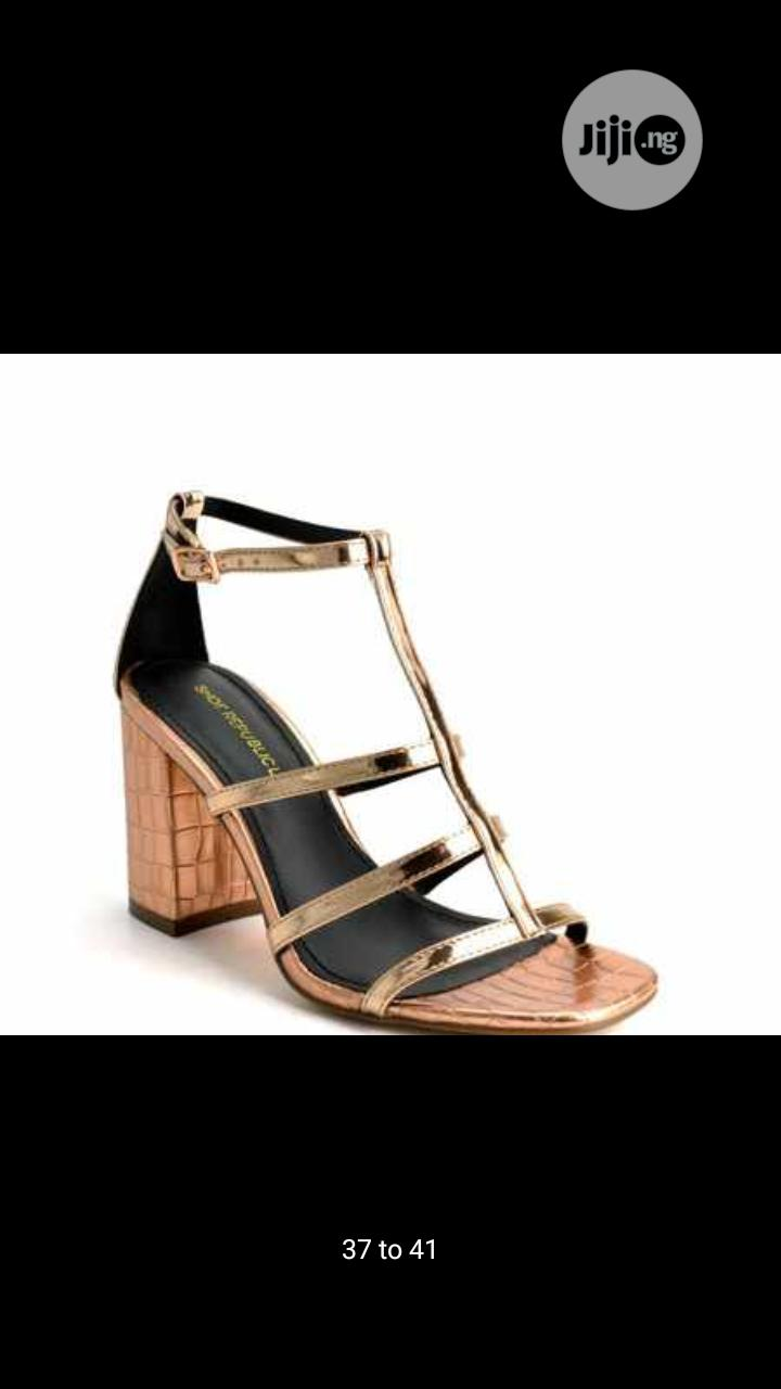 Classic Ladies Heel | Shoes for sale in Yaba, Lagos State, Nigeria