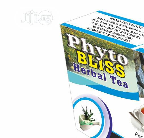 Phyto Bliss Herbal Tea Promotes Uterus Wellness and Fertility