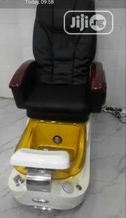 Fiberglass Pedicure Spa Chair   Salon Equipment for sale in Lagos State, Amuwo-Odofin