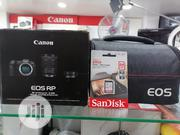 Canon EOS RP Mirrorless Camera With 24-105 Lens +Adapter +32gb+Bag | Photo & Video Cameras for sale in Lagos State, Ikeja