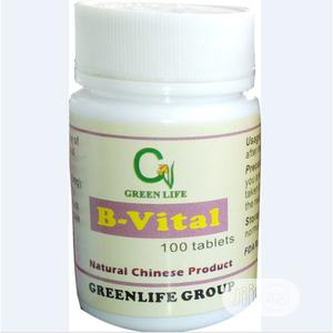B-Vital Treats Heart Disease and High Blood Pressure Patients | Vitamins & Supplements for sale in Lagos State, Ikeja