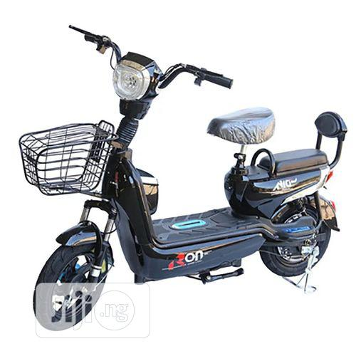 Han Electric Rechargable Bike Scooter With Pedal Men and Women