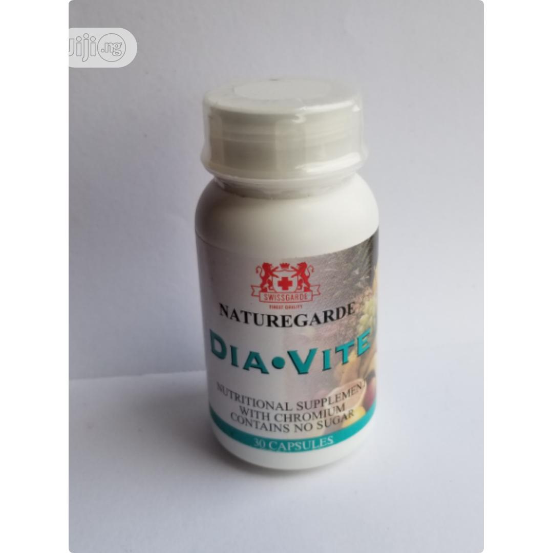 Swissgarde Diavite (Diabetes Sugar Level Reduction Insulin Booster)