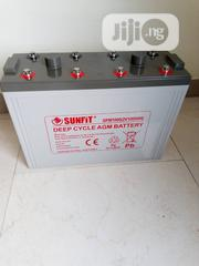 1000 Waats 2 Voltage AGM Solar Battery | Solar Energy for sale in Lagos State, Ojo