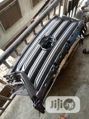 Front Grill Gx460 2018 Mode Available | Vehicle Parts & Accessories for sale in Lagos State, Mushin